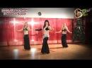 """""""Беледи"""", группа.восточного танца Т.Русановой, Новогодний вечер 2016 в ЛЮИС."""