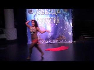 DIANA GNATCHENKO-ZVEZDA VOSTOKA festival,gala show,TABLA SOLO b Artem Uzunov
