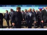 Рамзан Кадыров - Посетил международный аэрокосмический салон МАКС 2015