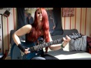 METALLICA - Master Of Puppets [GUITAR COVER] with SOLO by Jassy J