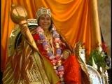 Jai Hanuman Ki Мать с булавой Пуджа шри Хануману 31 08 1990 г