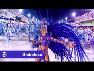 Globeleza: o melhor dos desfiles e das ruas é na Globo