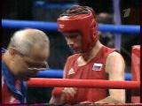 Сергей Казаков-Патрисио Калеро.Олимпийские Игры 2004.48 кг.Sergey Kazakov-Patricio Calero