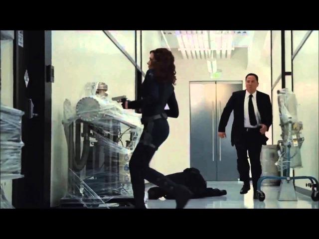 Black Widow/Natasha Romanoff-WoHoo