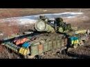 Донбасс. Брошенная техника ВСУ вокруг Дебальцево. 23/02/2015