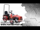 Мини трактор Беларус 132Н Видеоинструкция Tractor Belarus 132H Video instruction