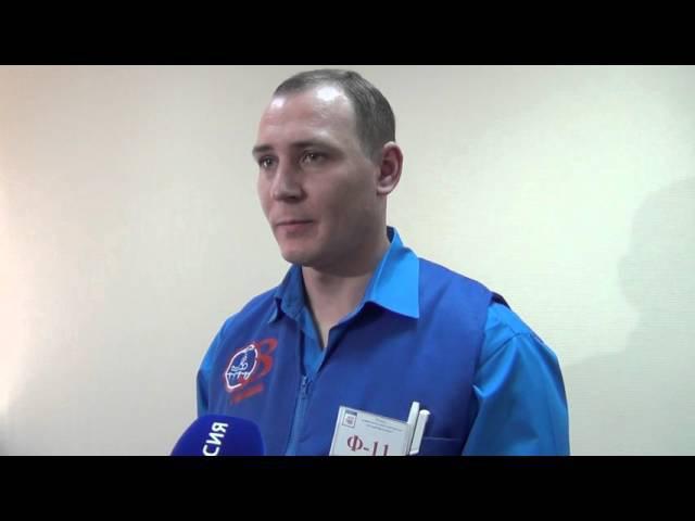 Фельдшер Лоншаков Валерий - II место Славим человека труда!