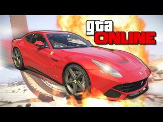 Сумасшедшие гонки GTA 5 Online # 17