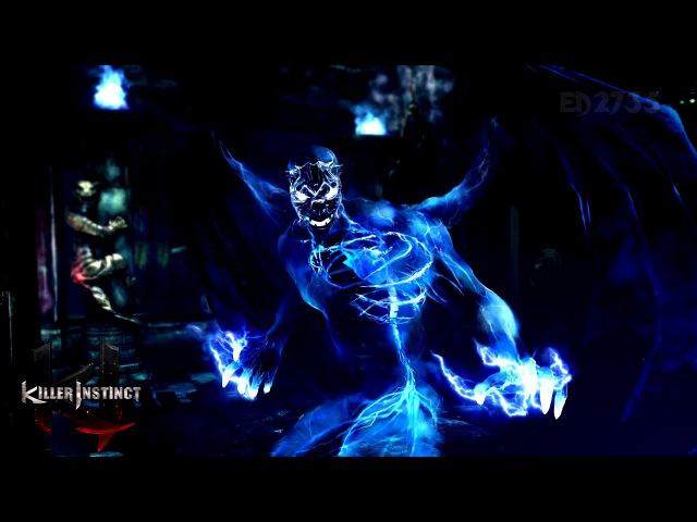 Killer Instinct S2 OST - Herald of Gargos (Omen's Theme)