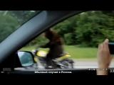 Обычный случай на дорогах в России