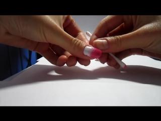 Градиентный маникюр - Gradient Manicure