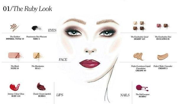 Ежедневный макияж глаз
