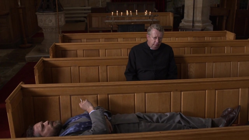 Father Brown (2013). S04E05. The Daughter of Autolycus.