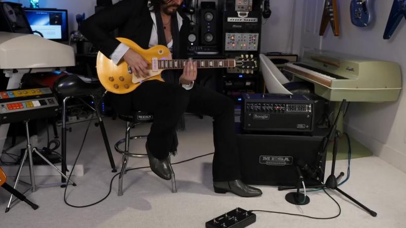 MESA-Boogie John Petrucci Signature JP-2C – ROCK Playthrough