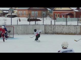 Хоккей команда Большой Сардек. Айнур Гараев кубогы.