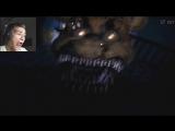 СНОВА ОНИ ٥̯͡٥ _ Five Nights at Freddys 4