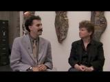 У феминисток - мозг как у белки - Борат (2006) [отрывок / фрагмент / эпизод]