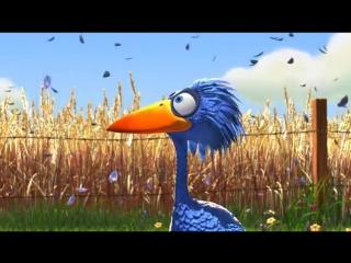 ► О птичках от Pixar For the birds 2000