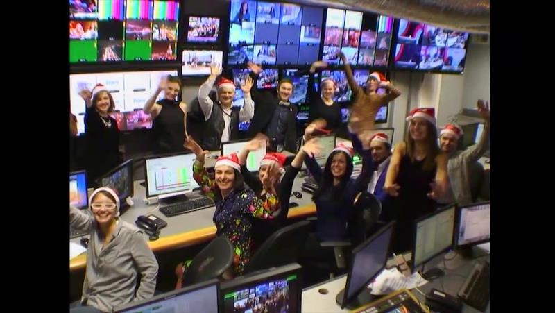 С новым годом от Москвы24