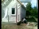 Подготовка дома под обшивку сайдингом