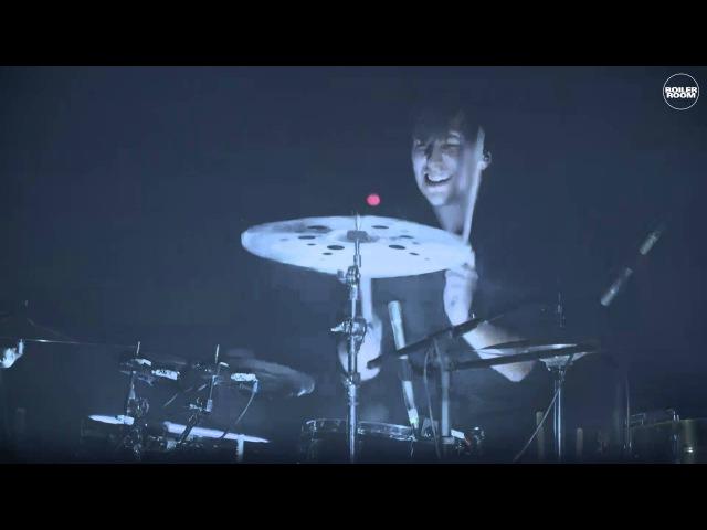 Takami Nakamoto Sebastien Benoits Boiler Room x MUTEK MX Live Set