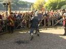 Riterių turnyras Lietuvos kariuomenės vado kalavijui laimėti