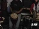 Sorsornet Rhythm on Djembe - Eddie Jones