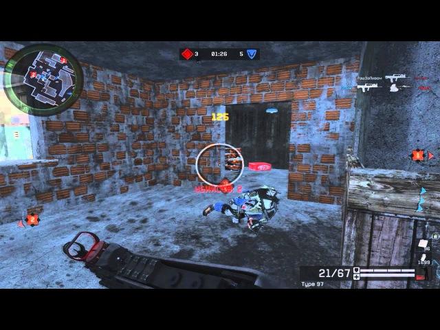 Warface: Ultrakill 2 ДаркМэттер