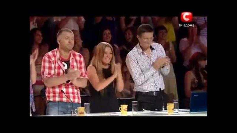 Наш Louis Armstrong - X-Factor 3 Ukraine