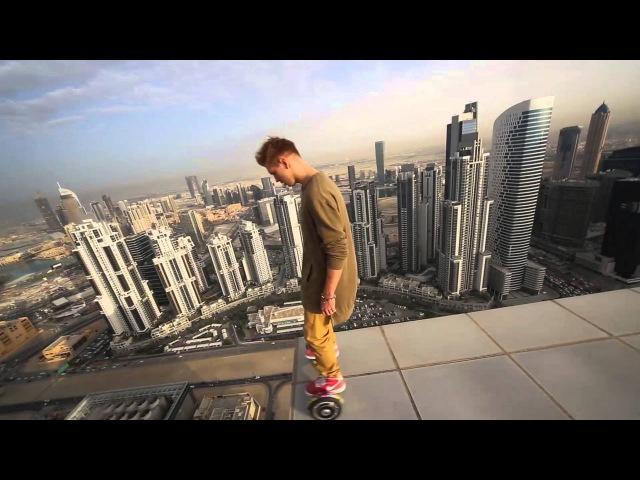 Man on the Edge - Olegcricket