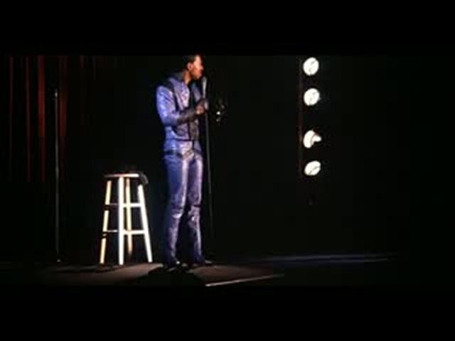 Эдди Мерфи Raw Как есть Скетч Шоу 1987 года