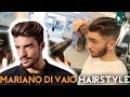 Mariano Di Vaio Haircut Hairstyling Tutorial | MoquerHD Men's Channel | Episode 3