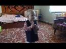 Никита Мунтян ходит по комнате в 1 годик и 14 дней