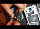 Samsung GALAXY S4 замена модуля дисплея