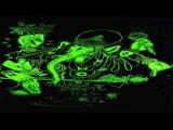 Goa trance mix - Liquid Flow vs Cactus Arising -