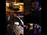 +18. Мат, Угрозы, Быдлота и Задержание. Подробности ночного ДТП в центре #Харькова