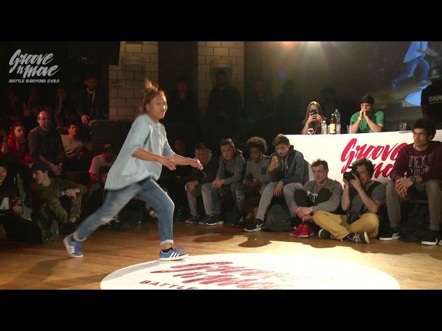 SORIA Judge Demo GNM B Boying Battle 2016