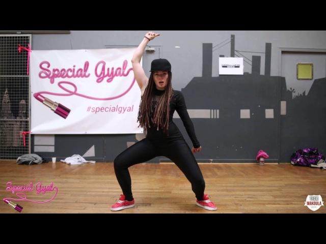 Female DANCEHALL хореография   Направление для девушек 16