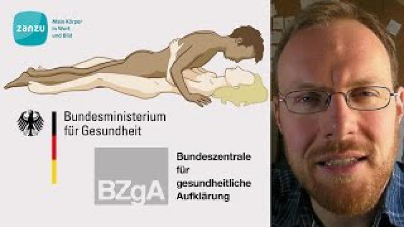 Regierung rät: Schwarzer Penis in weiße Vagina (www.zanzu.de)
