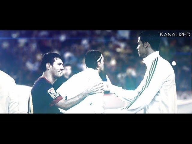 Lionel Messi vs Cristiano Ronaldo We Own It 2013 HD смотреть онлайн без регистрации