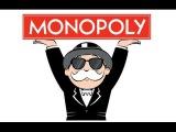 Монополия - игра с выводом денег в реальном времени.
