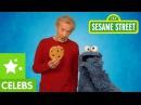 Sesame Street Ian McKellen Teaches Cookie Monster to Resist