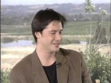 Jim Ferguson Classic Interview with Keanu Reeves for A Walk in the Clouds