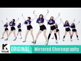 Mirrored TWICE _ CHEER UP Choreography_1theK Dance Cover Contest