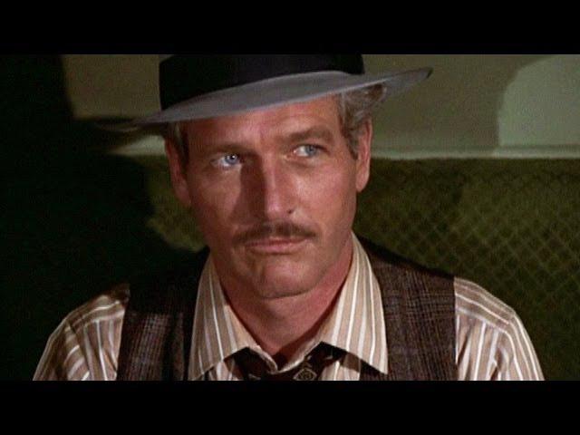 Paul Newman Raindrops keep fallin on my head.