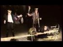 Спектакль Борис Годунов, Московский театр на Таганке, 1999 г. Реж. Юрий Любимов