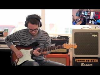 Evert Zeevalkink - Guitar Looping 7: Boss Slicer