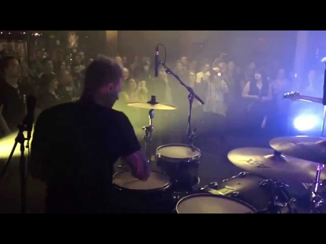 Smashing Satellites - Waterfall (Mykey Thomas Drum Cam)
