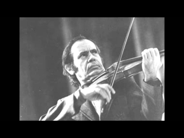 Prokofiev - Violin concerto n°2 - Kogan Kondrashin