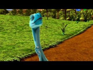 Поезд Динозавров мультфильм 6-серия - Быстрые друзья. Зубы Тиранозавра (Все серии в альбоме группы)